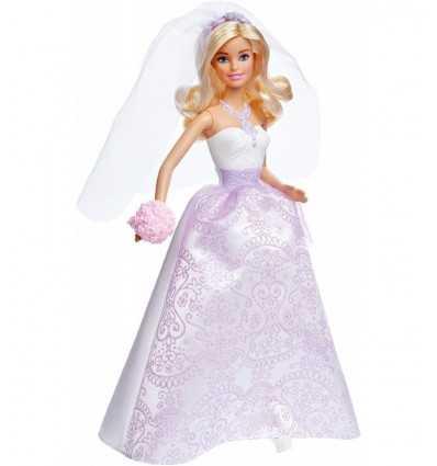 Barbie Braut-Puppe DHC35-1 Mattel- Futurartshop.com