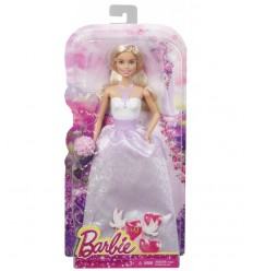 Barbie with microphone record function