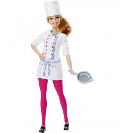 Barbie i can be a Cook DHB18/DHB22 Mattel- Futurartshop.com