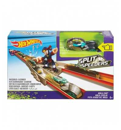 Hot wheels pista-lanciatore Ninja DJC31-0 Mattel-Futurartshop.com