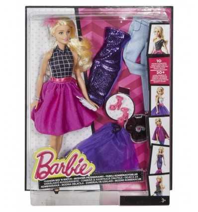 Nouvelle blonde de look Barbie DJW57/DJW58 Mattel- Futurartshop.com