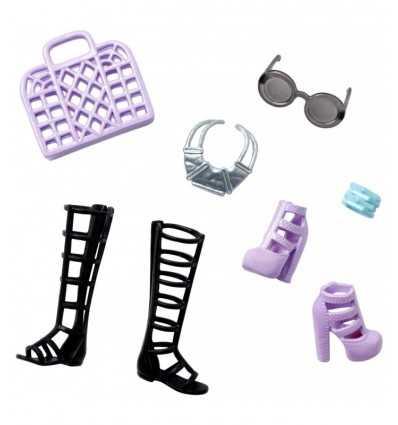 barbie moda fashion stivali e scarpe CFX30/DHC53 Mattel-Futurartshop.com
