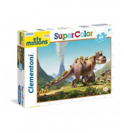 Puzzle 60 piezas los esbirros 26930 Clementoni- Futurartshop.com