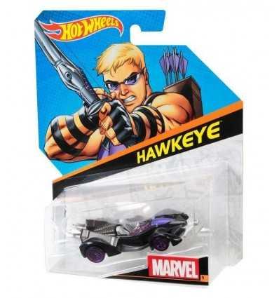 Hot wheels fordonet hawkeye marvel BDM71/BDM78 Mattel- Futurartshop.com