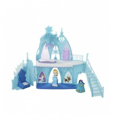 氷の城の小さなエルザ frozen B5197EU40 Hasbro- Futurartshop.com