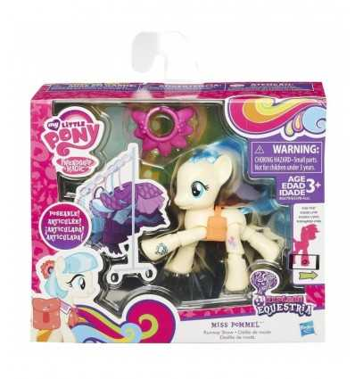 私の小さなポニーを探る関節ミス柄頭ファッションショー B3598EU40/B5679 Hasbro- Futurartshop.com