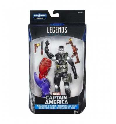 Captain America Marvel Legends Charakter Demolition Man B6355EU40/B6397 Hasbro- Futurartshop.com