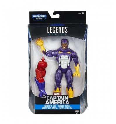 Captain America Marvel Legends Charakter Cottonmouth B6355EU40/B6400 Hasbro- Futurartshop.com