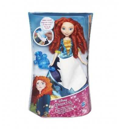 Doll merida with magic skirt B5295EU40/B5301 Hasbro- Futurartshop.com