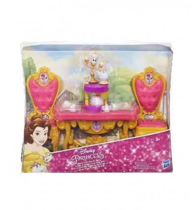 bella's room tea time with table and accessories B5309EU40/B5310 Hasbro- Futurartshop.com