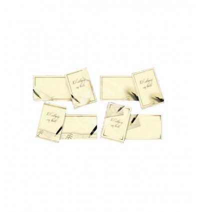 6 invitations graduation with 6 envelopes 34.1922 - Futurartshop.com