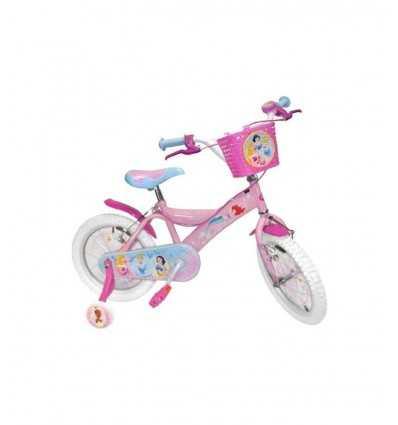 16 Prinzessin-Bike mit Korb vorne und Bell C880620 C880620 Stamp- Futurartshop.com