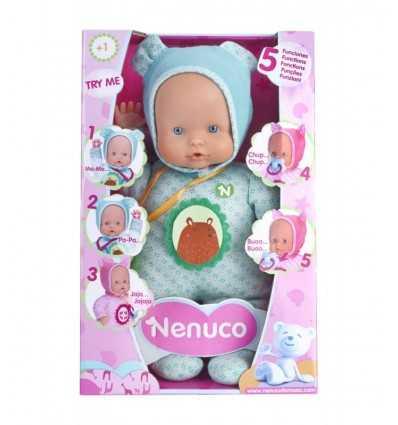 meine kleinen blauen Anzug-Funktionen mit 5 weiche nenuco 700012664/20964 Famosa- Futurartshop.com