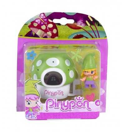 Pinypon duende con seta casa verde 700012734/20849 Famosa- Futurartshop.com