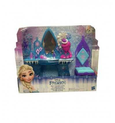 (a) frozen ice vanity table set with accessories B5175EU40 B5176 Hasbro- Futurartshop.com
