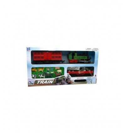 Bo Treno Playset 1:32 08605 08605 NewRay- Futurartshop.com