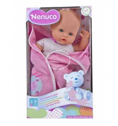 nenuco baby sounds and cover 700012123 Famosa- Futurartshop.com