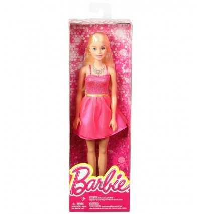Barbie Glanz mit Fuchsia Kleid T7580/DGX82 Mattel- Futurartshop.com