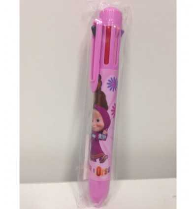 マーシャとクマと執筆の 8 色をペンします。 160098/2 Accademia- Futurartshop.com