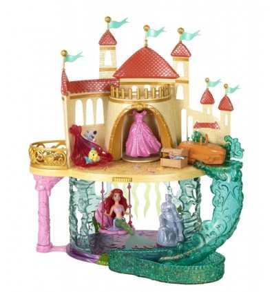 Mattel Il castello di Ariel X9437 X9437 Mattel-Futurartshop.com