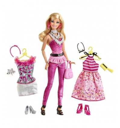 Mattel Barbie Fashionistas con el modo de Y7499 Y7499 Mattel- Futurartshop.com