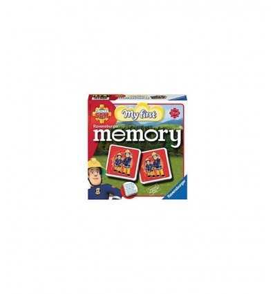 Feuerwehrmann Sam mein erstes Memory spielen 21204 0 Ravensburger- Futurartshop.com