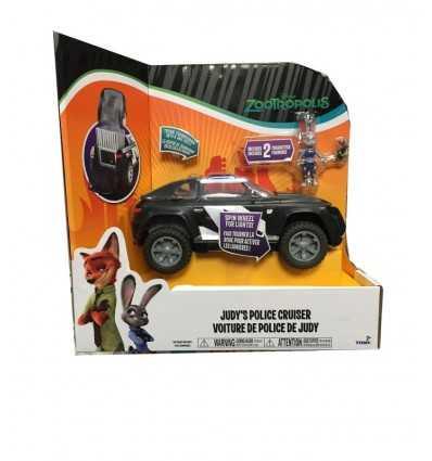 zootropolis auto di pattuglia di judy con 2 personaggi L70903/L70031 Tomy-Futurartshop.com