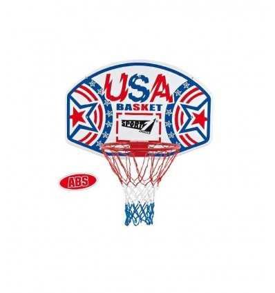 baloncesto Estados Unidos respaldo con aro 301761 Forma- Futurartshop.com