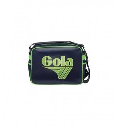 Gola redford hombro brillo azul neón verde Gola- Futurartshop.com