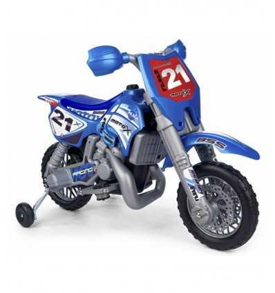 Feber Moto cross Alpha mit Helm 800002995 Famosa- Futurartshop.com