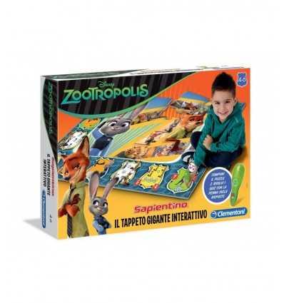 riesige interaktive Teppich zootropolis 11923 Clementoni- Futurartshop.com