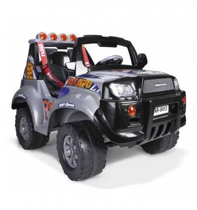 Jeep X-Storm Bravo high-Speed 12v 800006466 Famosa- Futurartshop.com