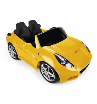 フェラーリ カリフォルニア 12 v イエロー 800010060 Famosa- Futurartshop.com