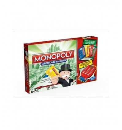 Hasbro Monopoly E-Banking 377121030 377121030 Hasbro-Futurartshop.com