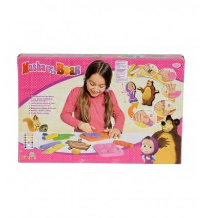 Masha set modelling clay 109302549 Simba Toys- Futurartshop.com