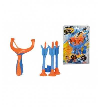 x-power set fionda con dardi 107210900 Simba Toys-Futurartshop.com