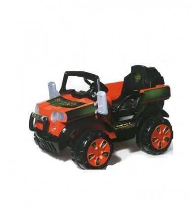 Elektroauto Jeep defiants 500220 Mac Due- Futurartshop.com