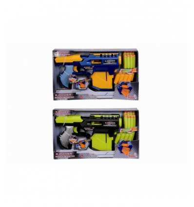 Gun x-power shock blaster 107210055 Simba Toys- Futurartshop.com