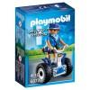 Playmobil policewoman with segway 6877 Playmobil- Futurartshop.com