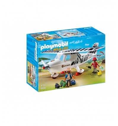 Playmobil observation plan flyga safari 6938 Playmobil- Futurartshop.com