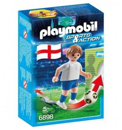 Playmobil graczem Anglii 6898 Playmobil- Futurartshop.com