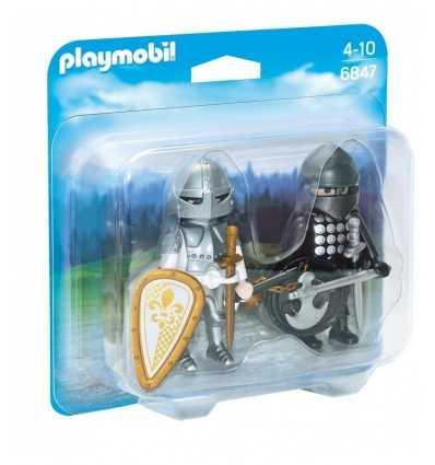 Playmobil Knights pair 6847 Playmobil- Futurartshop.com