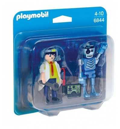 playmobil dr bios e robot 6844 Playmobil-Futurartshop.com