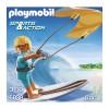 Playmobil eggs with surfer and Board 6838 Playmobil- Futurartshop.com