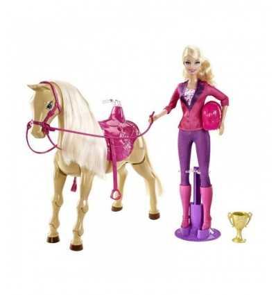 Patrón de Mattel y su caballo Y7563 Y7563 Mattel- Futurartshop.com
