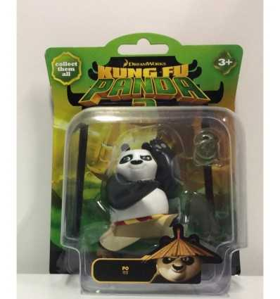 Personnage de kung fu panda po 3 GG00991/5 Grandi giochi- Futurartshop.com