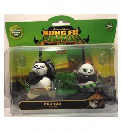 kung fu panda 3 personaggi po e bao GG00992/2 Grandi giochi-Futurartshop.com