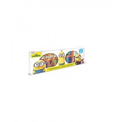stamp set with 60 markers minions 0018896 Crayola- Futurartshop.com