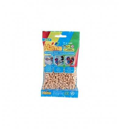 hama bustina 1000 perle colore beige 207-27.AMA Hama-Futurartshop.com