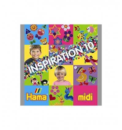 inspiration 10 libro illustrazioni hama 399-10.AMA Hama-Futurartshop.com